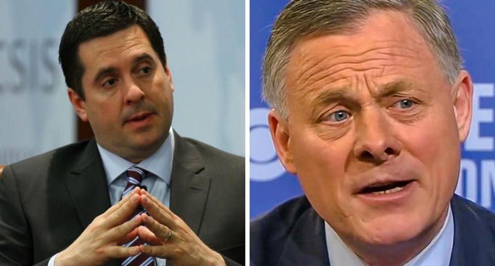 Trump ally Devin Nunes won't even release his secret anti-FBI memo to the Senate intel committee