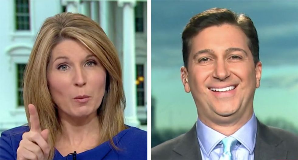 'Bat-bleep-crazy': Nicolle Wallace laughs out loud at GOP 'loons' floating FBI 'secret society' conspiracies
