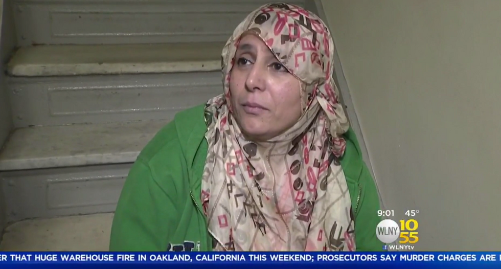 'Under Obama this hate wasn't there': Muslim woman blames Trump for Grand Central attack