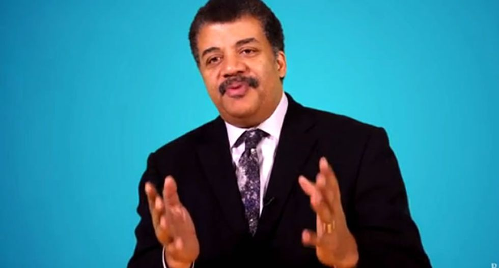 Neil deGrasse Tyson: Children shouldn't be looking up to role models -- they're overrated