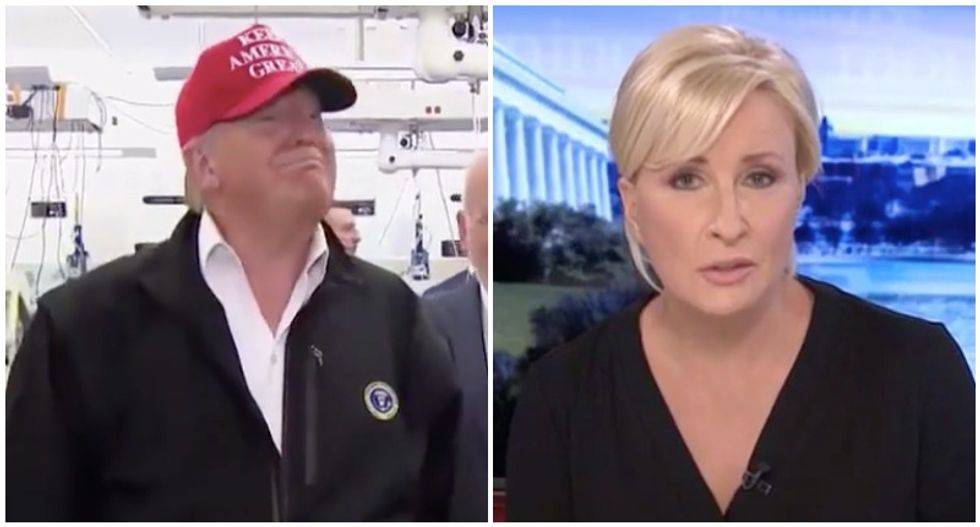 'Morbidly obese' Trump's health questioned by MSNBC's Mika as election race heats up