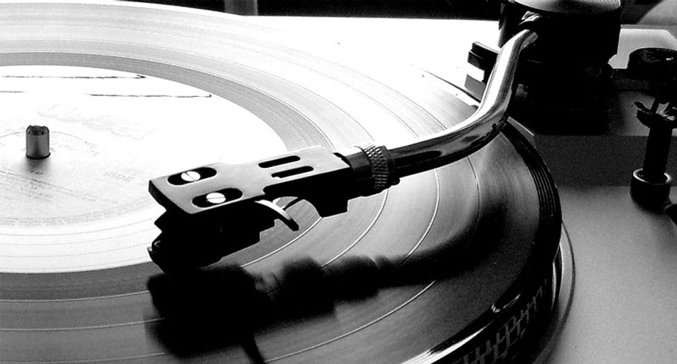 Vinyl is king at annual Record Store Day celebration