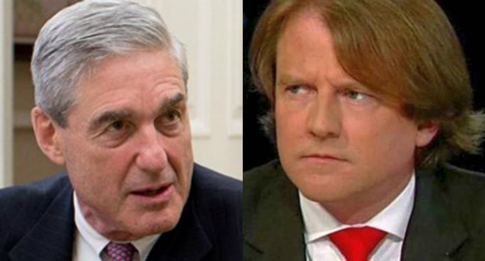 Emails to Trump legal team proves they have no idea what Don McGahn said to Robert Mueller