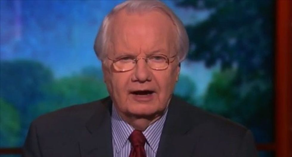 Bill Moyers slams networks for using Trump as cheap fuel for their 2016 campaign ratings