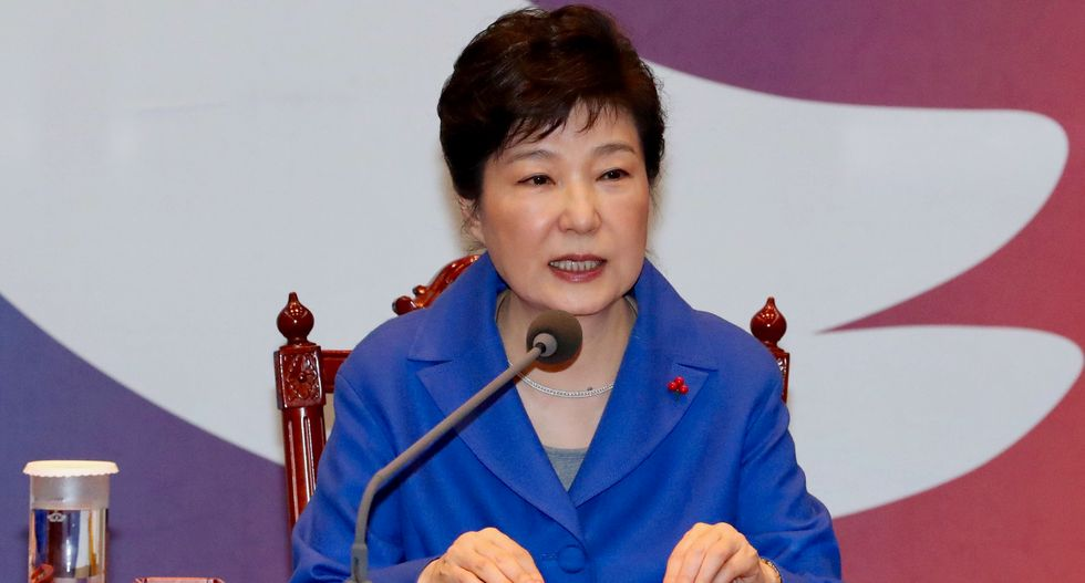 South Korea's former president Park Geun-hye jailed for 24 years over corruption