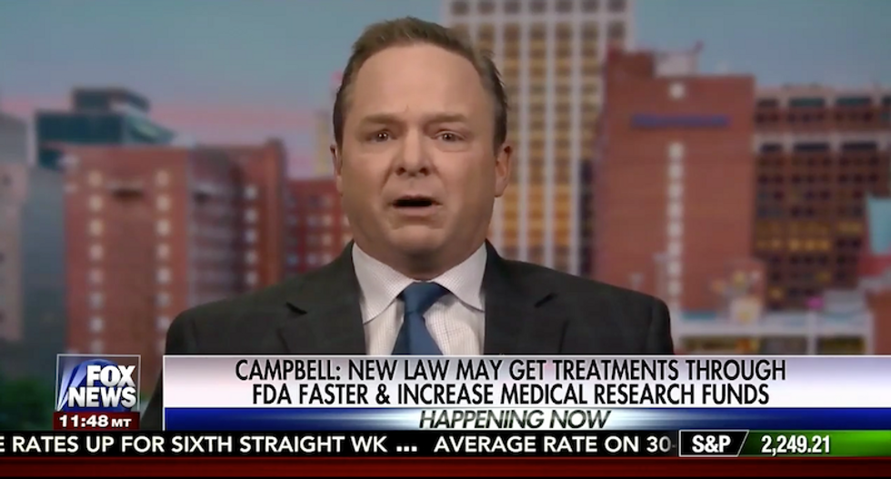 Fox News doctor: President Trump will lower suicide rates because he'll 'make people feel good'