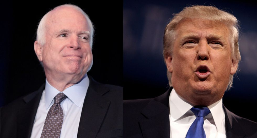 'The revenge of John McCain': Elections expert explains why Trump is in real trouble in Arizona