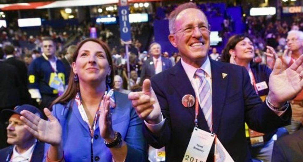 Trump endorses Romney niece Ronna Romney McDaniel for RNC chair