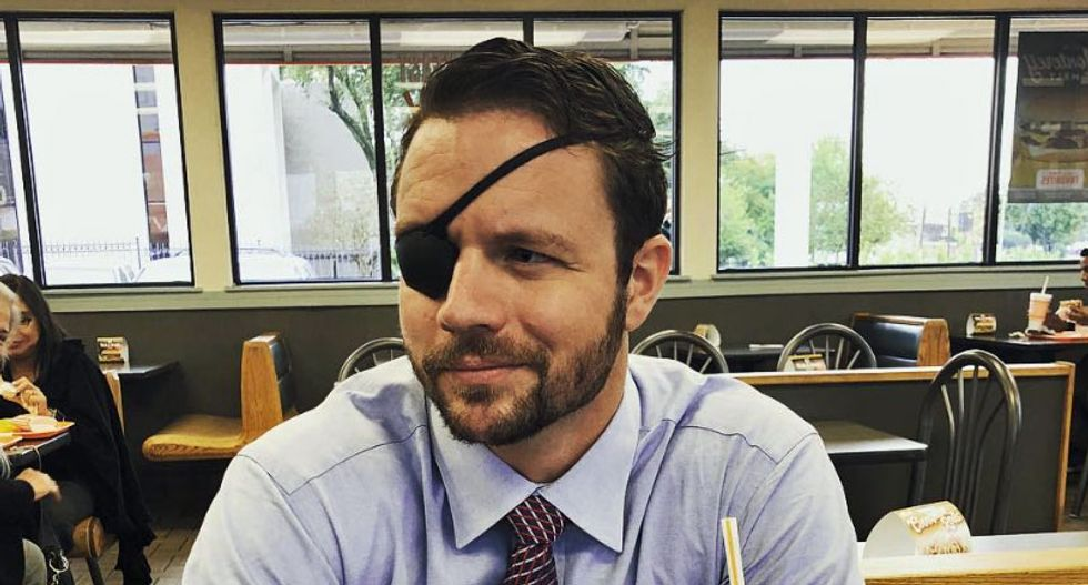 Columnist systematically dismantles Dan Crenshaw's viral defense of Trump