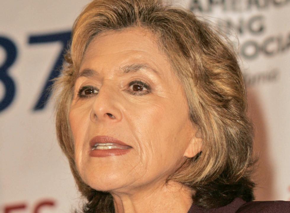 Senator Boxer to Vice President Biden: stay out and endorse Clinton
