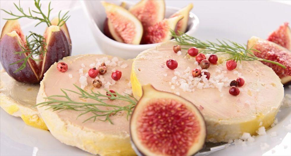 Foie gras off Amazon.com's menu in California after settlement