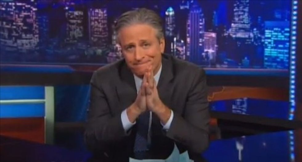 People agree with Jon Stewart more than any conservative commentator, poll finds