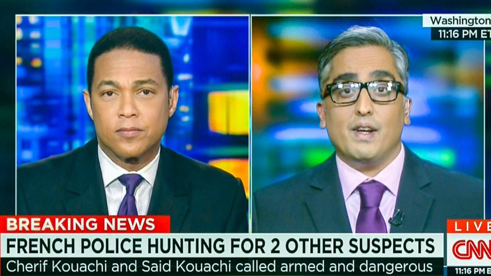 'Do you support ISIS?': CNN's Don Lemon stuns Muslim human rights attorney