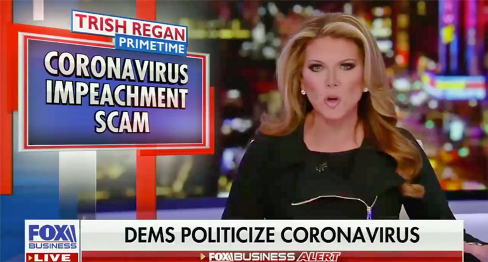 Experts say Fox News' personalities are 'putting lives at risk' by downplaying coronavirus crisis
