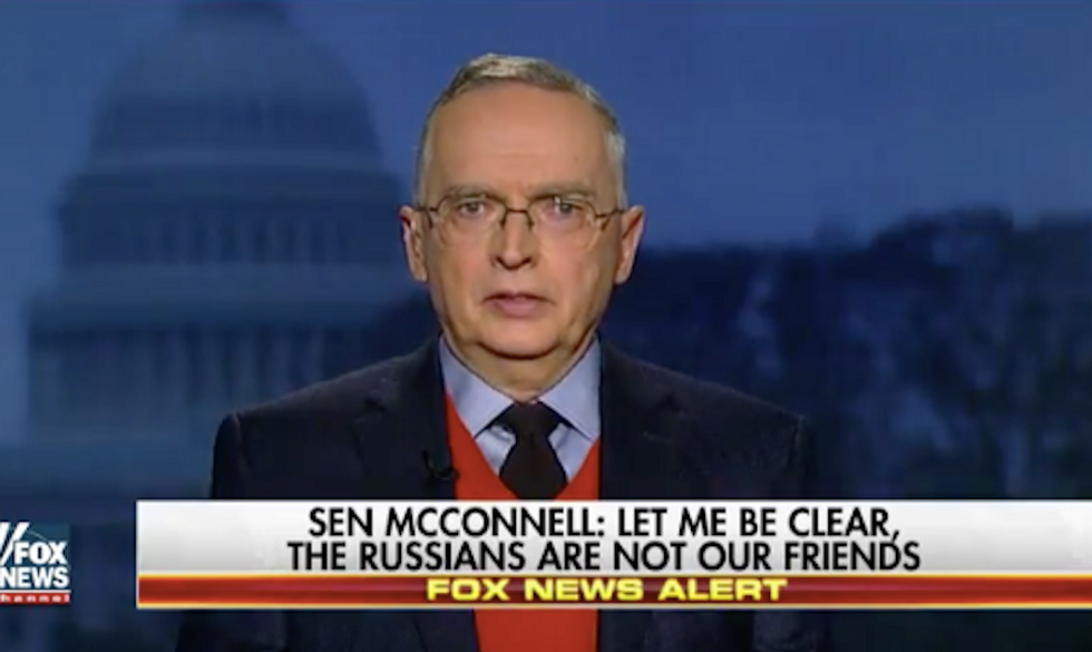 Fox analyst: Trump's being 'suckered' by Russia into appointing 'useful idiot' Tillerson to State