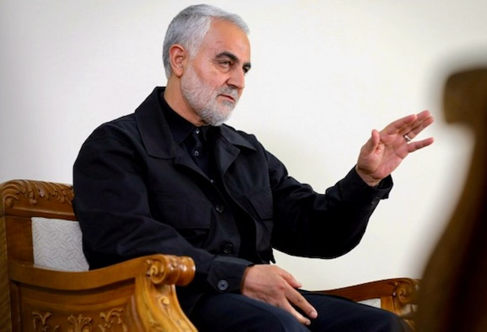 Trump may have committed another impeachable offense by having Suleimani killed: MSNBC contributor