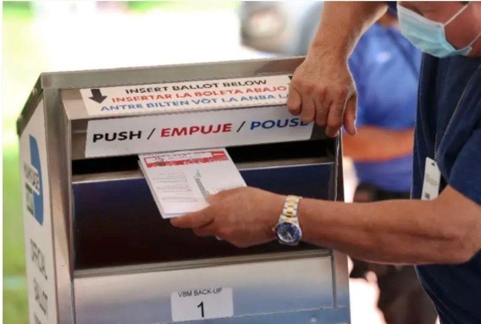 Occultist accused of homeless voter scheme in California mayor bid