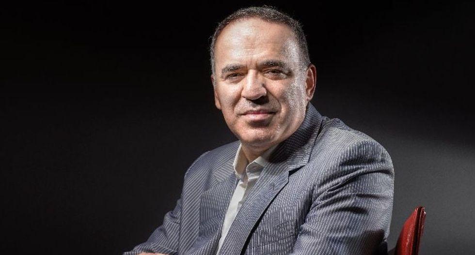 Kasparov wins another European court case against Russia