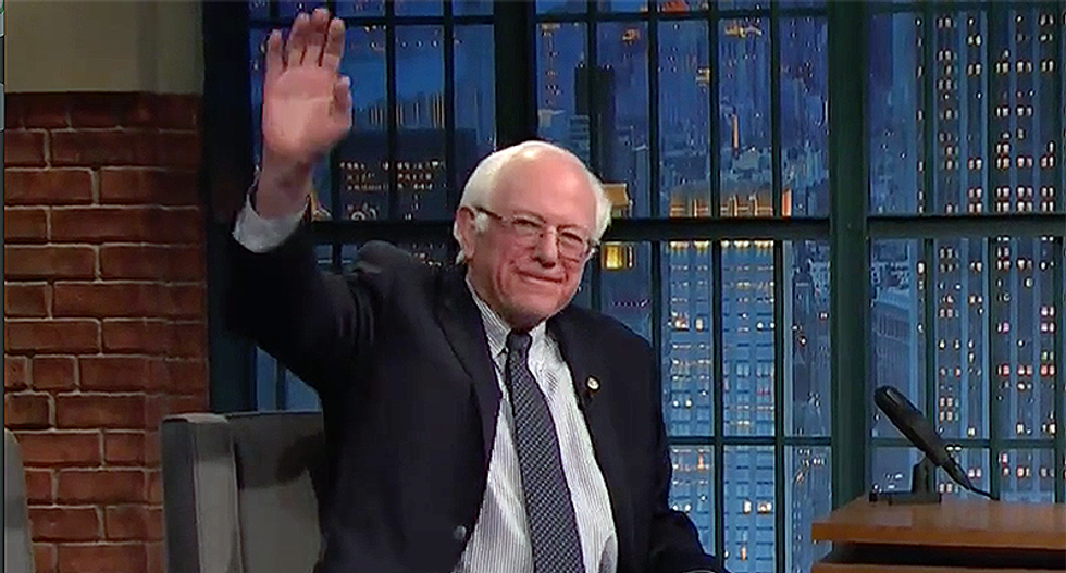 Bernie Sanders rips Trump for breaking promises to struggling workers: 'I don't think he was sincere'