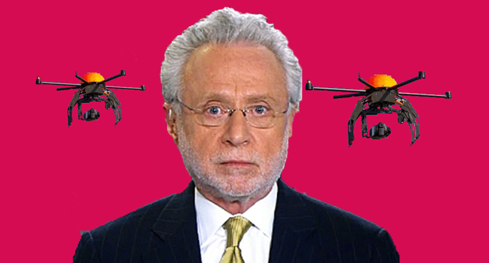 CNN hopes to soar once more with the introduction of news-gathering drones