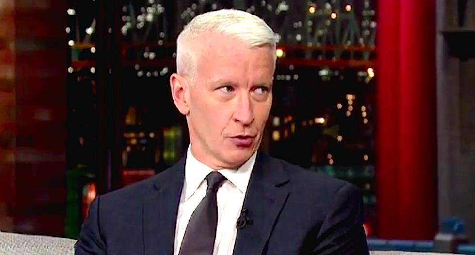Anderson Cooper: Paris world leader march was bogus, but Obama or Biden should have gone