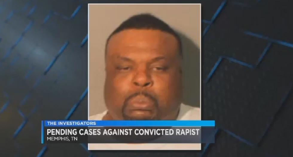 Suspected serial rapist roamed free for 12 years thanks to rape kit backlog