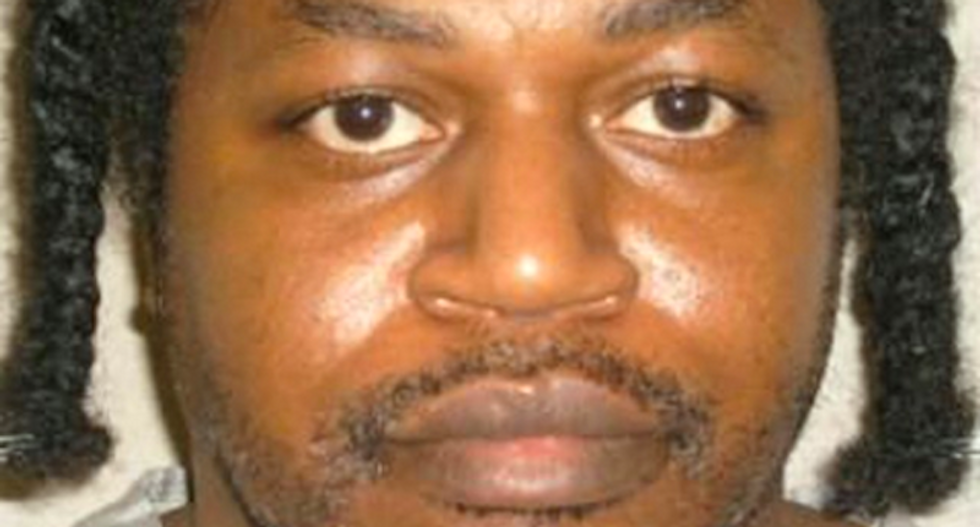 'It feels like acid': Oklahoma inmate executed with controversial drug cocktail