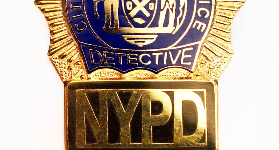 Manhattan SVU detective investigated for sex assault of rape accuser: 'You're my favorite victim'