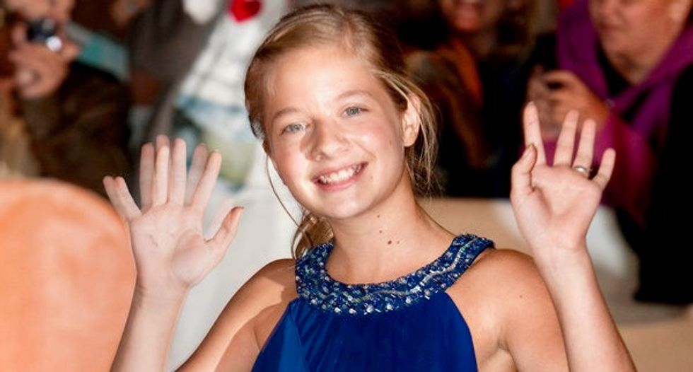 Teen Jackie Evancho first singer confirmed for Trump inauguration