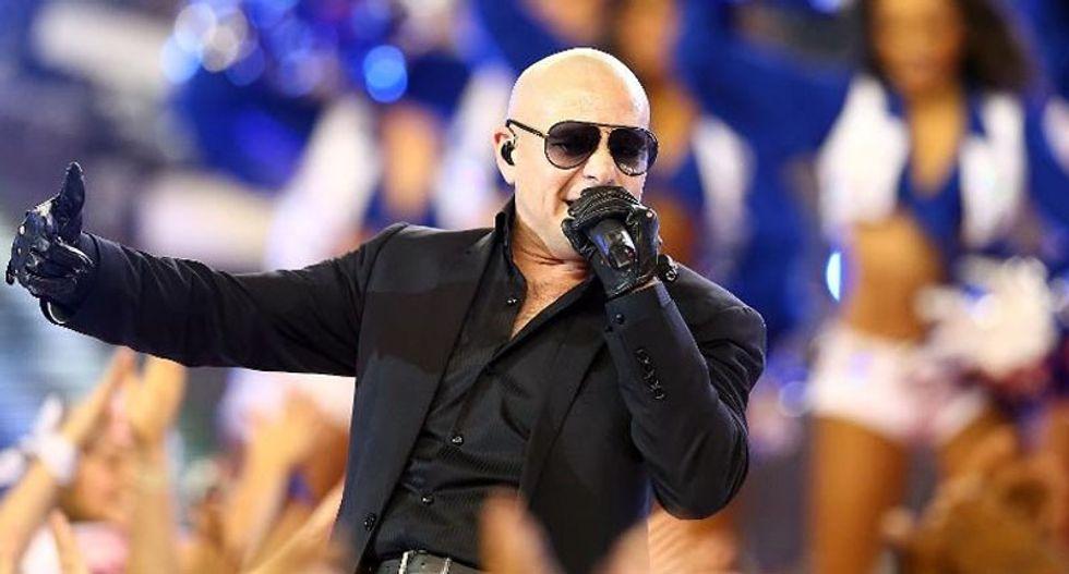 Rapper Pitbull helps expand Little Havana Miami school