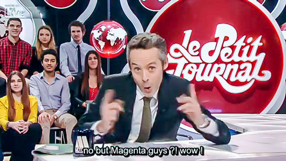 MUST-SEE TV: French show eviscerates 'credibility of Fox News clowns' for comparing Paris to Iraq