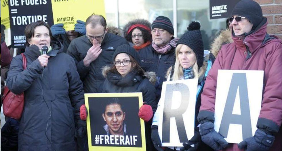 UN human rights chief urges Saudi king to halt 'cruel' public flogging of blogger