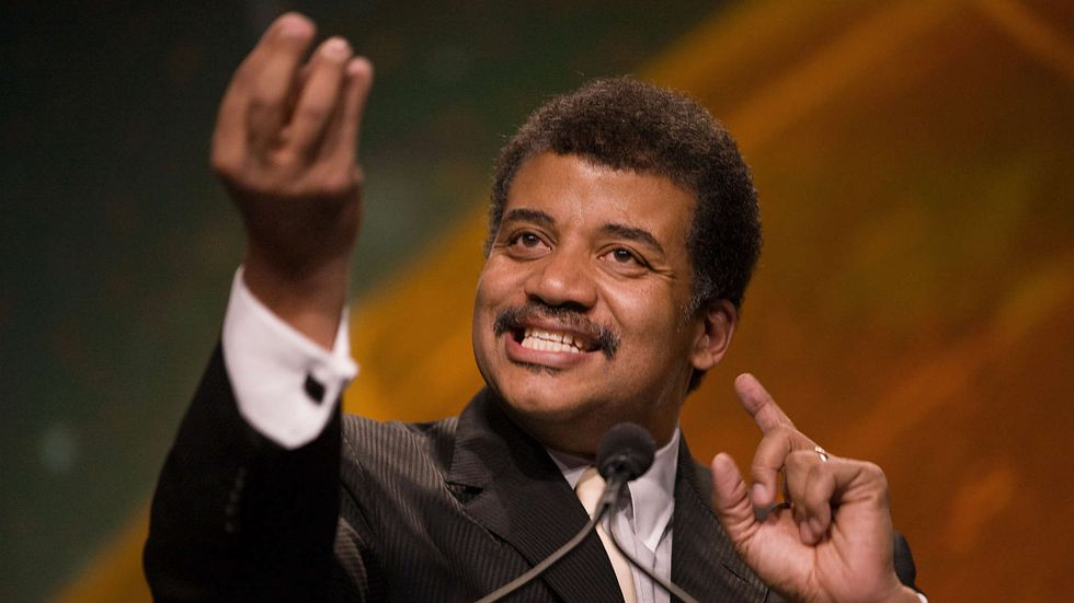 Neil deGrasse Tyson celebrates 'Pi Day' with seemingly endless number of tweets about Pi