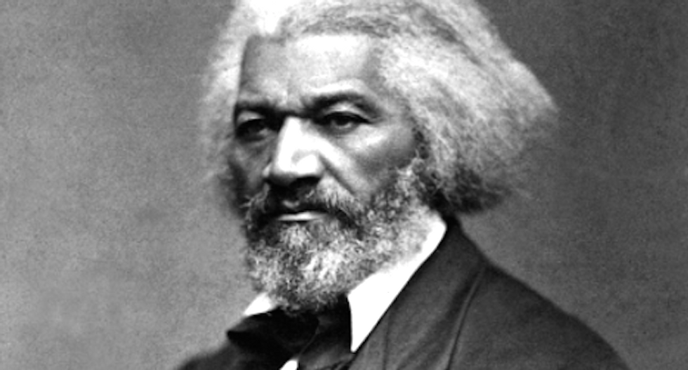 Teacher asks students to 'entertain us all' with 'fun' slave song during lesson on Frederick Douglass