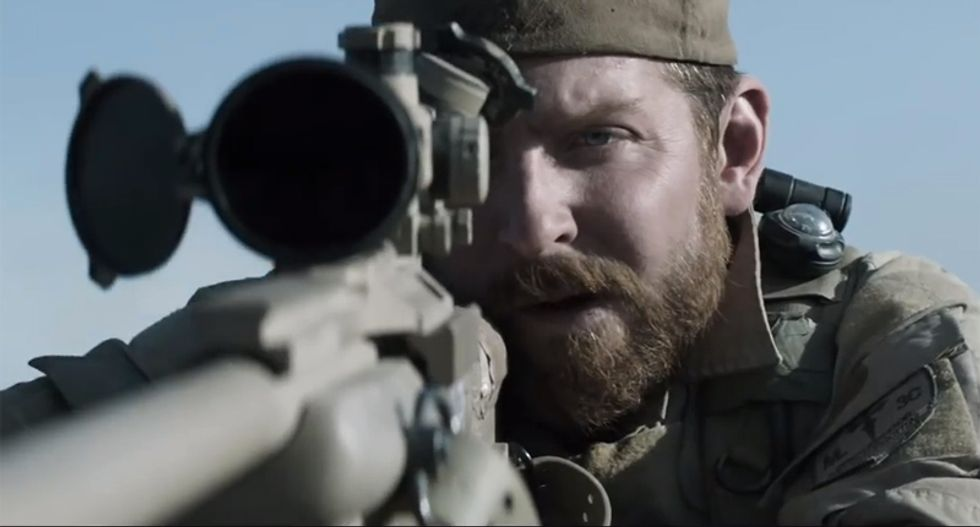 Eastwood film 'American Sniper' sets box office record while setting off flurry of racist tweets