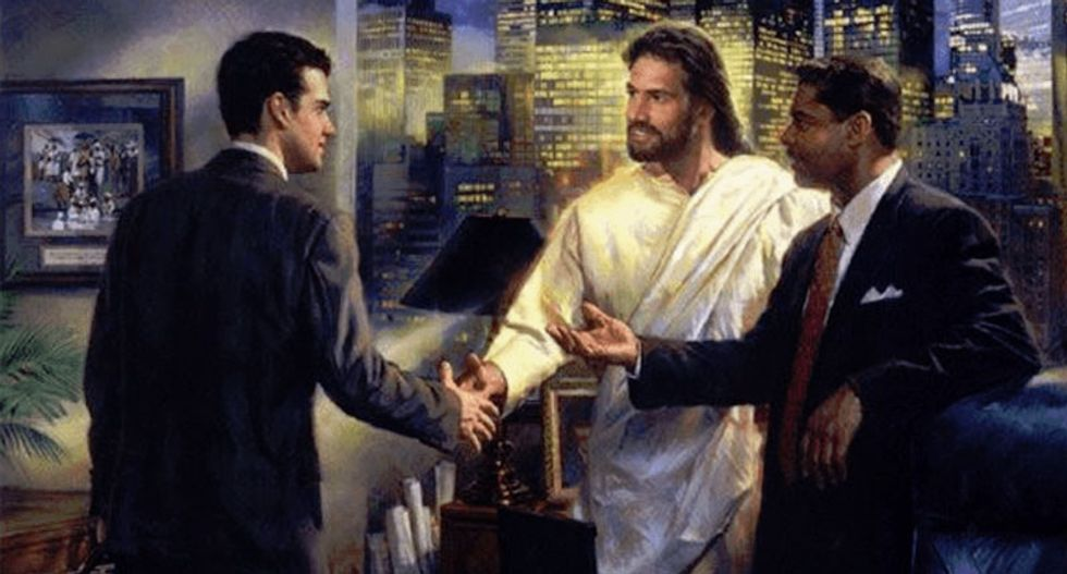 From John Humphrey Noyes to Donald Trump: How America perversely twisted Jesus into a businessman
