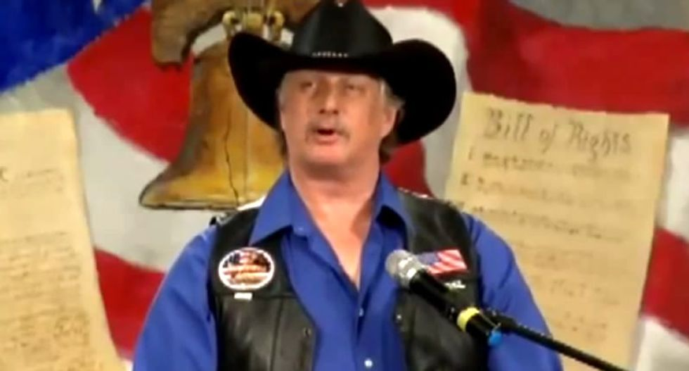 'Cowboy' conservative claims MLK for the Tea Party until liberals stop bringing up race