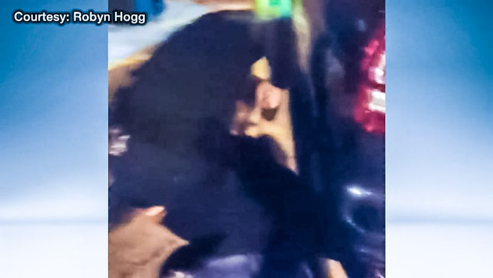Video catches South Carolina cop repeatedly punching man who is lying face down on pavement