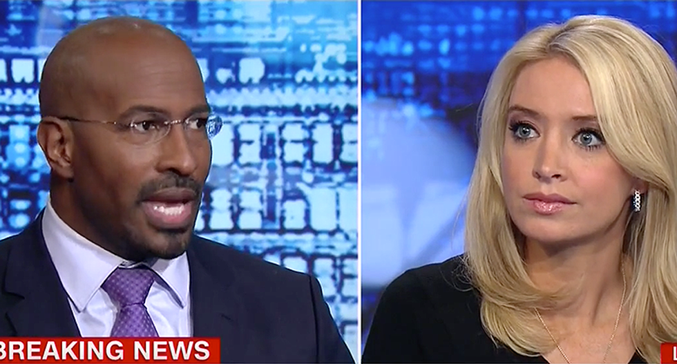 Van Jones humiliates Kayleigh McEnany by schooling her on how government and diplomacy actually works