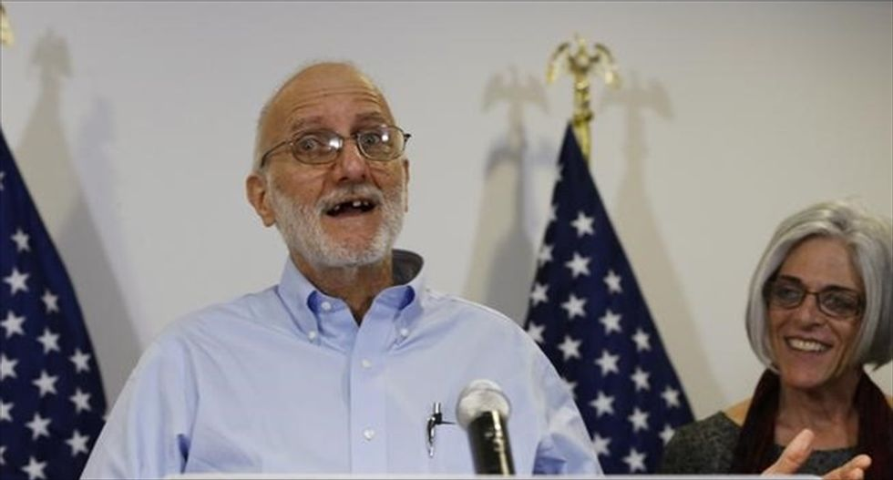 U.S. worker recently freed from Cuba among White House guests for State of the Union