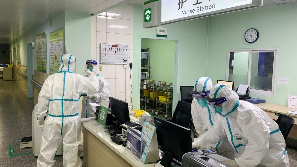 Coronavirus deaths will surpass SARS in the next 24 hours -- as global virus fears mount