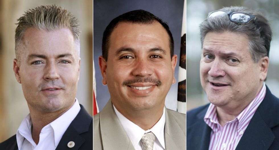 BUSTED: 4 sitting CA state legislators named in dozens of sexual harassment allegations