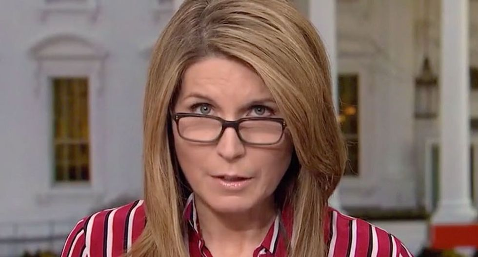 MSNBC's Nicolle Wallace unleashes on Trump's 'deficiency' at Pennsylvania 9/11 appearance: 'There's something wrong with him'
