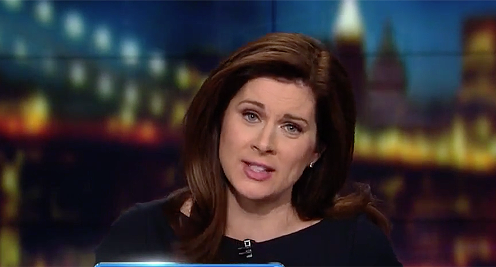 Erin Burnett calls out Trump for touting stock market success: 'Will he shoulder the blame for todays plunge?'