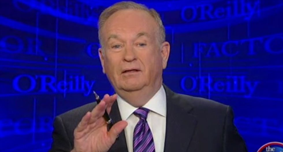 Bill O'Reilly and Fox News call for holy war against ISIS