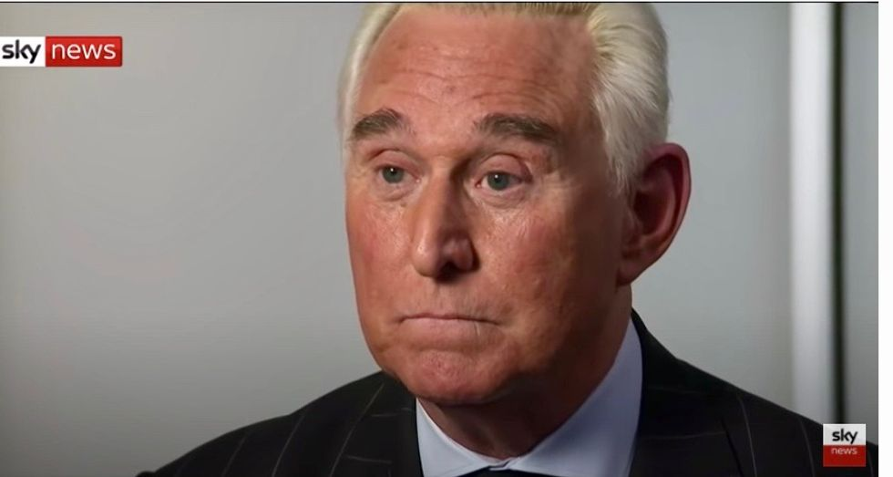 'Some people still have guts!': The 13 times Donald Trump defended Roger Stone on Twitter