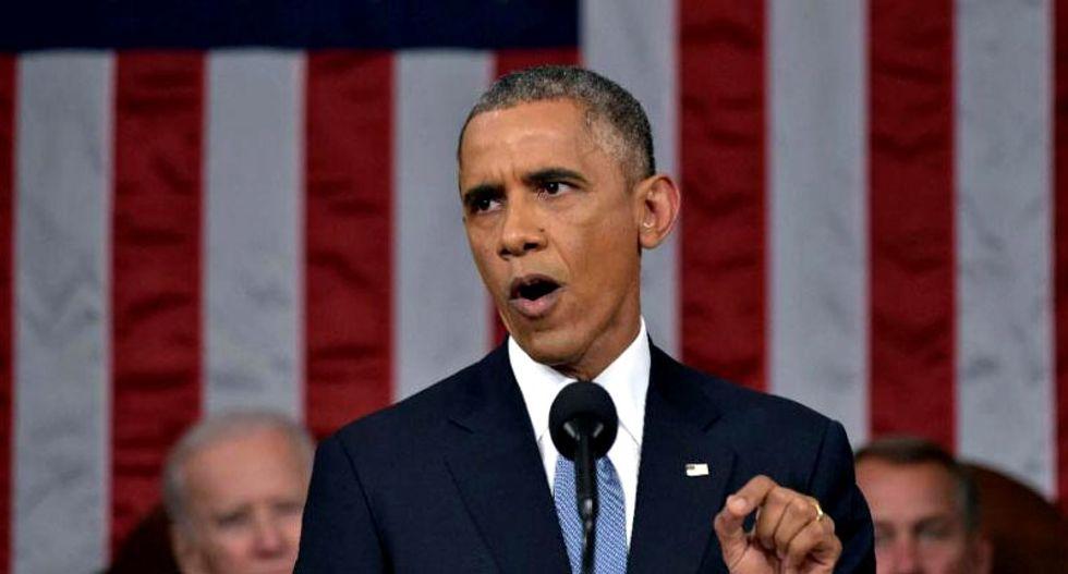 Obama presses Iran to return four US citizens