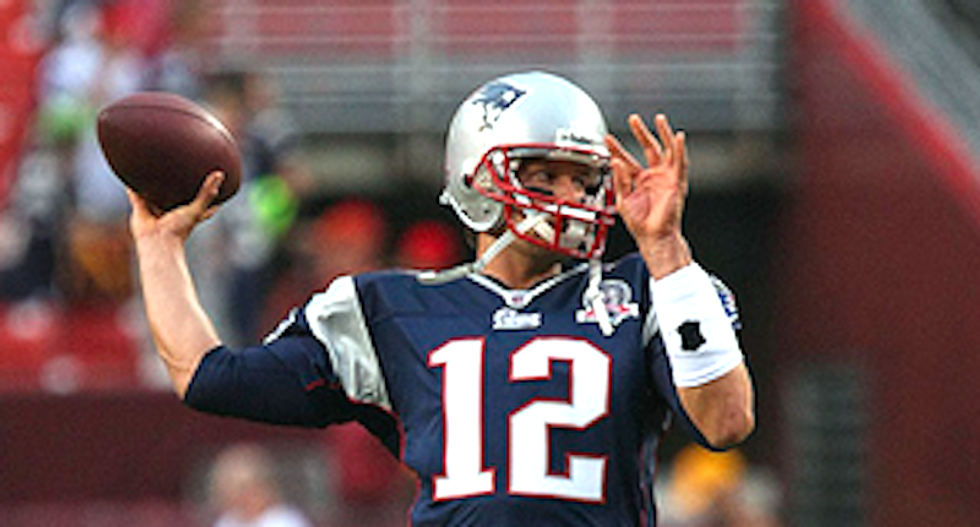 Tom Brady suspended twice as long over deflated balls as Ray Rice was for domestic violence