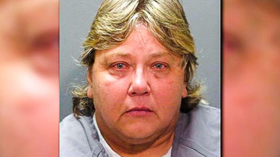 Florida woman screaming racial slurs aims gun's laser pointer at black McDonald's customer