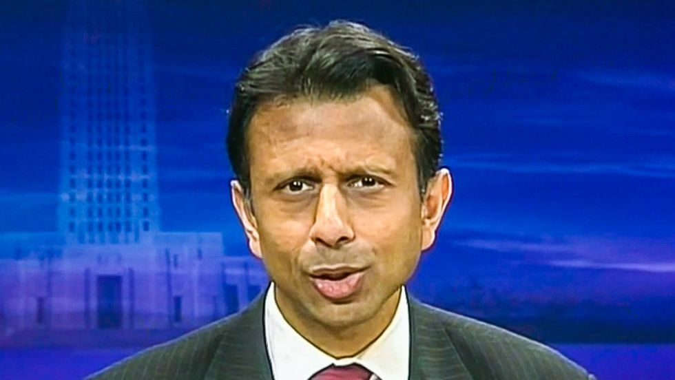 Republican 2016 hopeful Bobby Jindal: Barack Obama 'tries to divide us by race'